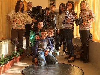 Обучающий курс для детей и подростков «Сами делаем кино»