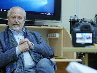 Мастер-класс В.И. Хотиненко