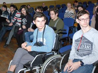 Участие в качестве жюри в I Фестивале учебных фильмов студентов МГППУ