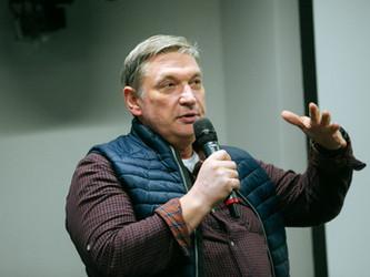 Мастер-класс от одного из лучших режиссеров монтажа в России - Петра Зеленова.