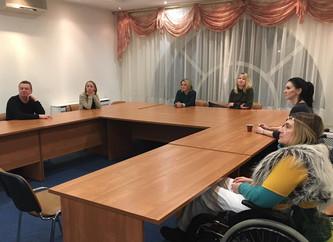 Состоялись вступительные экзамены в киношколу для людей с инвалидностью «Без Границ»