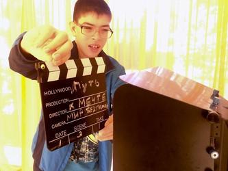 """Съемка мини-фильма для благотворительного фонда                  """"О!Живи мечту""""."""