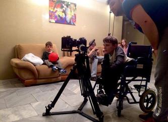 Вторая смена реабилитационной выездной программы «Сами делаем кино»