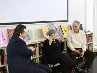 Мастер-класс с представителями ирландского кинематографа: режиссером Эшлин Уолш и сценаристом Томасо