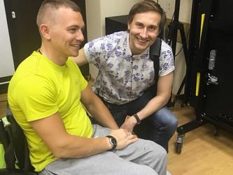Мастер-класс с Николаем Лебедевым.
