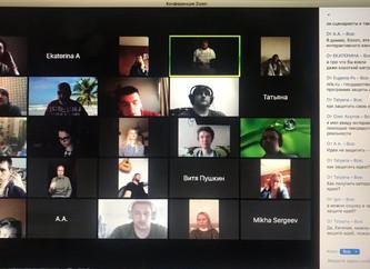 Онлайн мастер-класс с Евгением Айзиковичем