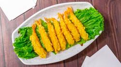 A3. Shrimp Tempura (6 Pieces) 새우튀김