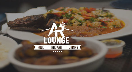 African restaurant Lounge