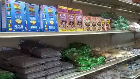 Ivoire Market and Cuisine. Inc