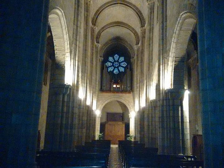 2015 - October 18th   Porto Cathedral, anniversary of the organ