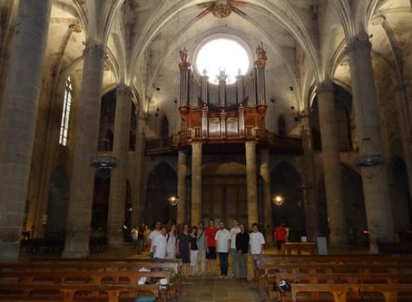 2017 - July 8th - 21st | Master Classes Mataró-Barcelona