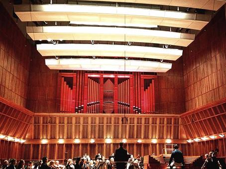2016 - September 10th   Organ Celebration Concert with MSO, USA