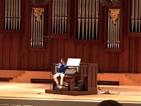 2016 - January 25th   Concert at Baylor University, TX (USA)