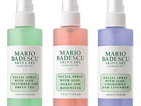 Mario Badescu Spritz. Mist. Glow Facial Spray & Mist Set, 12 fl. oz.