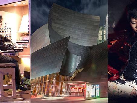 Huge success of Raul Prieto Ramirez's debut at Los Angeles Philharmonic Concert Hall, Disney Hal