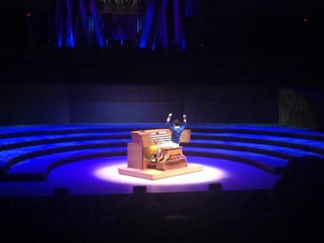 2015 - November 22nd   LA Philharmonic, Disney Concert Hall