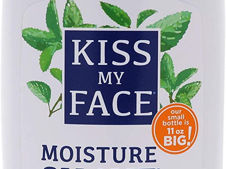 Kiss My Face 4-in-1 Moisture Shave, Key Lime
