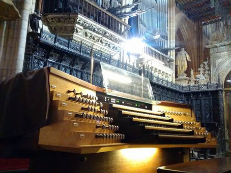 2017 - October 27th | León Cathedral Pipe Organ Festival