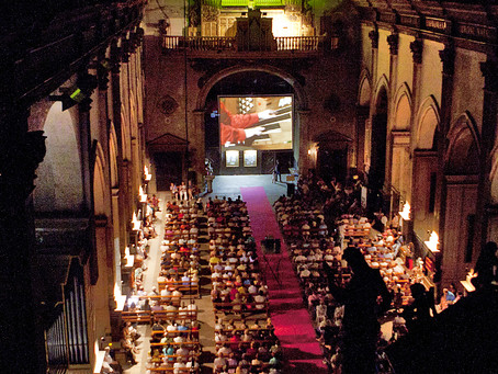 2016 - July 16th   Annual Spectacular Organ Concert in Mataro-Barcelona