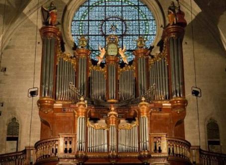 2016 - July 5th   Concert Jean Pierre Cavaille Organ