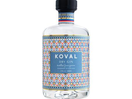 コーヴァル ドライジン / KOVAL Dry Gin