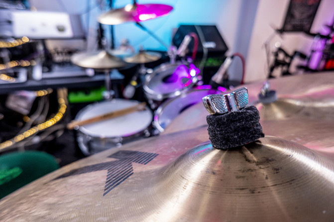 6 Benefits Of Taking Up The Drums
