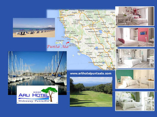 Summer starts June 20th. by our New Opening in Tuscany