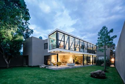Casa Campestre / LINEA