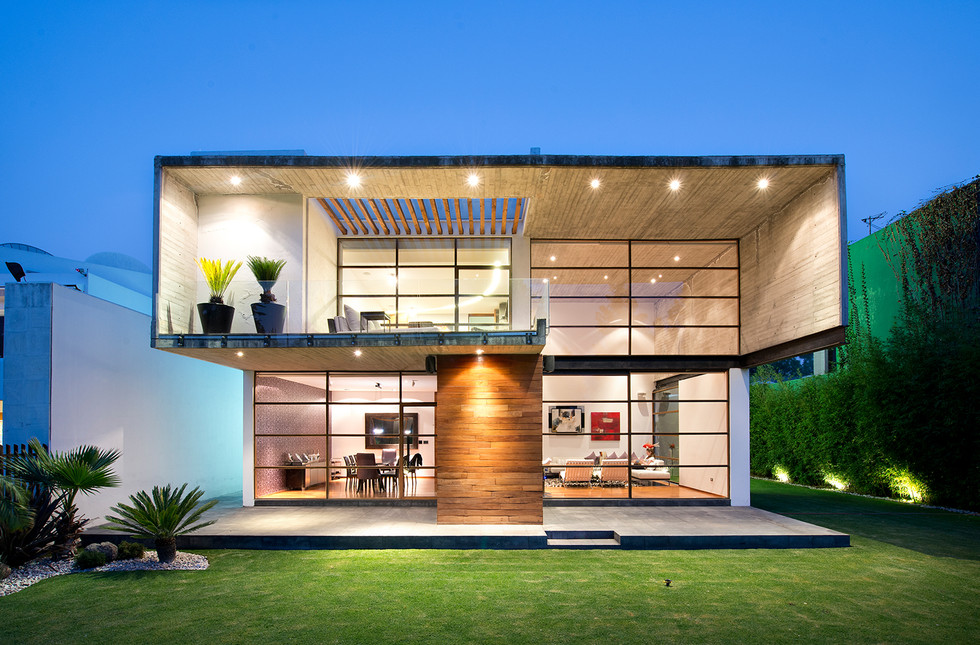 Casa LEV / Metarquitectura Puebla, Mx