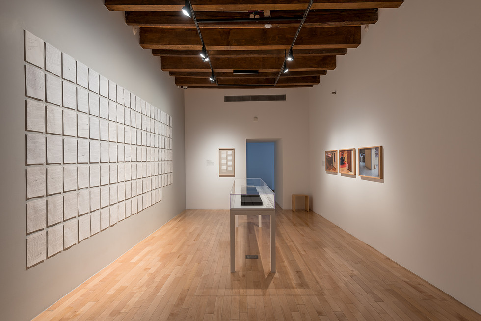 Tercerunquinto @ Museo Amparo