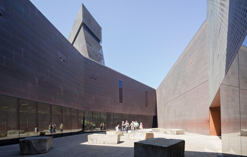 De Young Museum, San Francisco, CA, USA Herzog & de Meuron