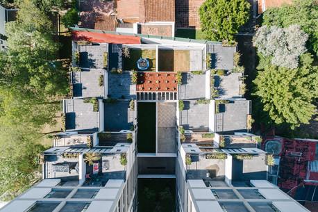Terrazas Tadeo / Taller de Eduardo Audirac