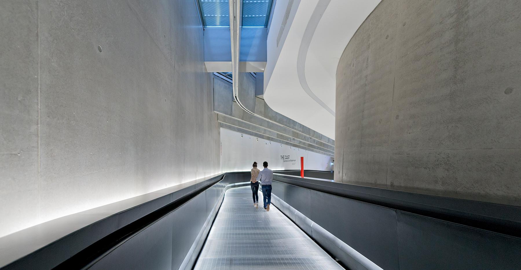 MAXXI Rome, Rome, Italy Zaha Hadid Architects