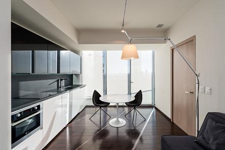Adamant apartment / Vargas Tejeda