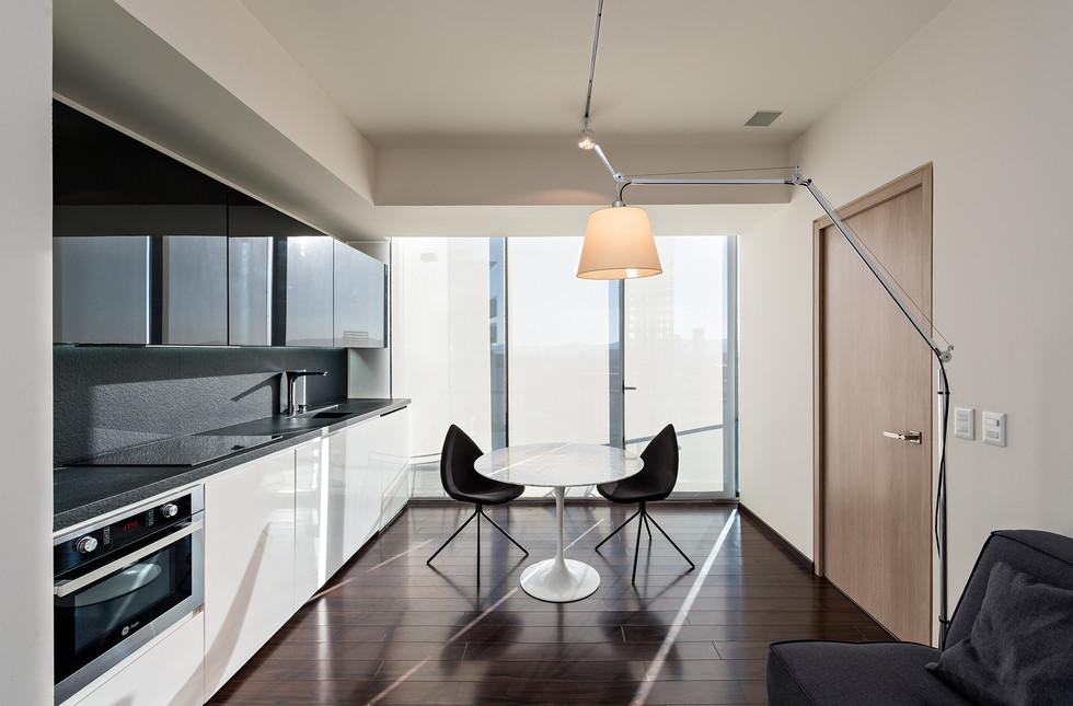 Adamant apartment / Vargas Tejeda arquitectos Puebla, Mx
