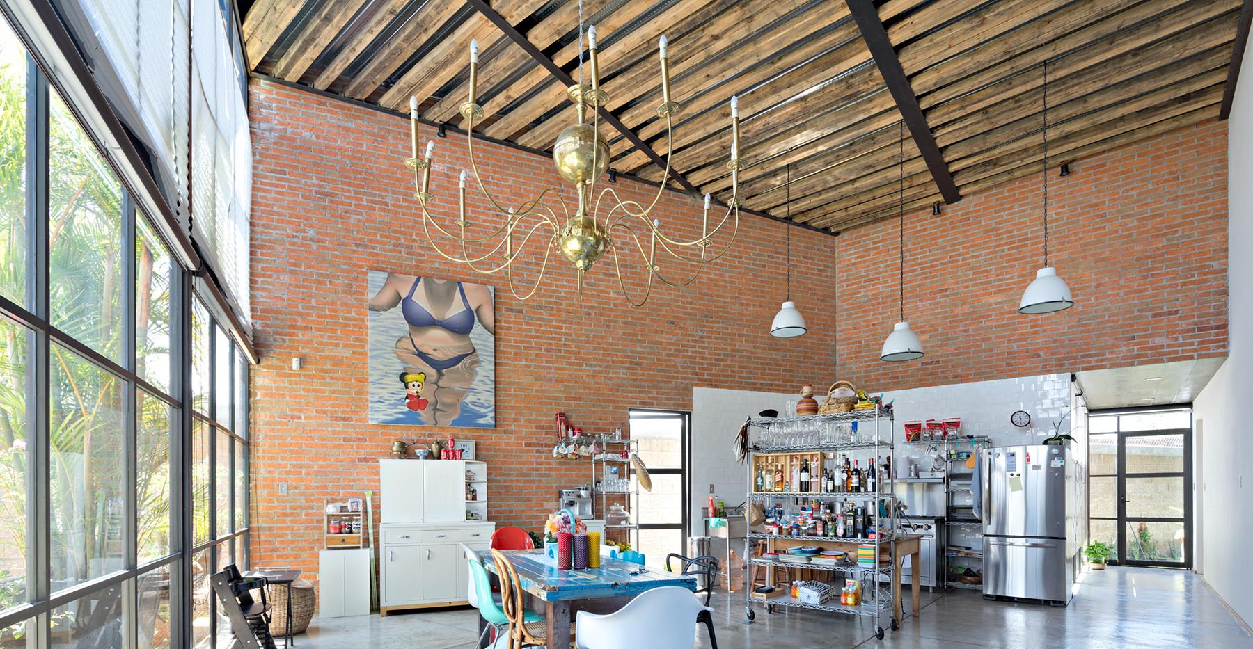 Casa San Martinito / Grupo COPLA Puebla, Mx