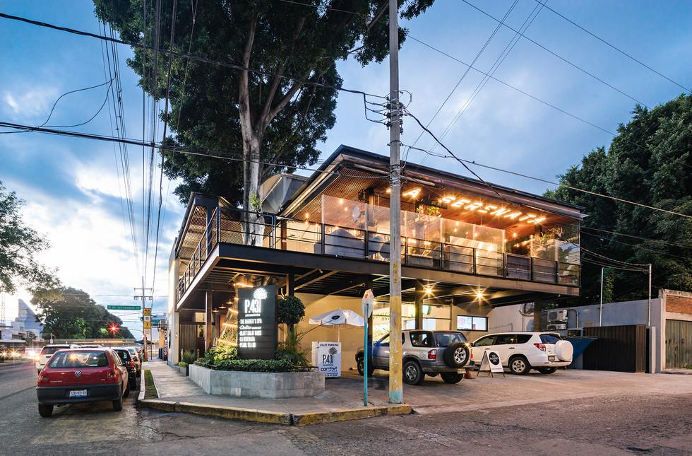 Plaza 43, Puebla, Mx JAR, Jaspeado Arquitectos