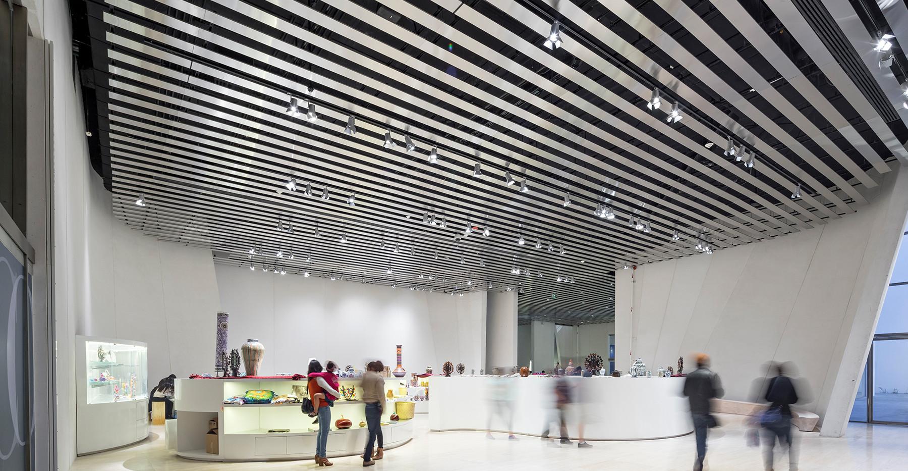Museo Internacional del Barroco, Puebla, Mx Toyo Ito & Associates Shot for Danstek