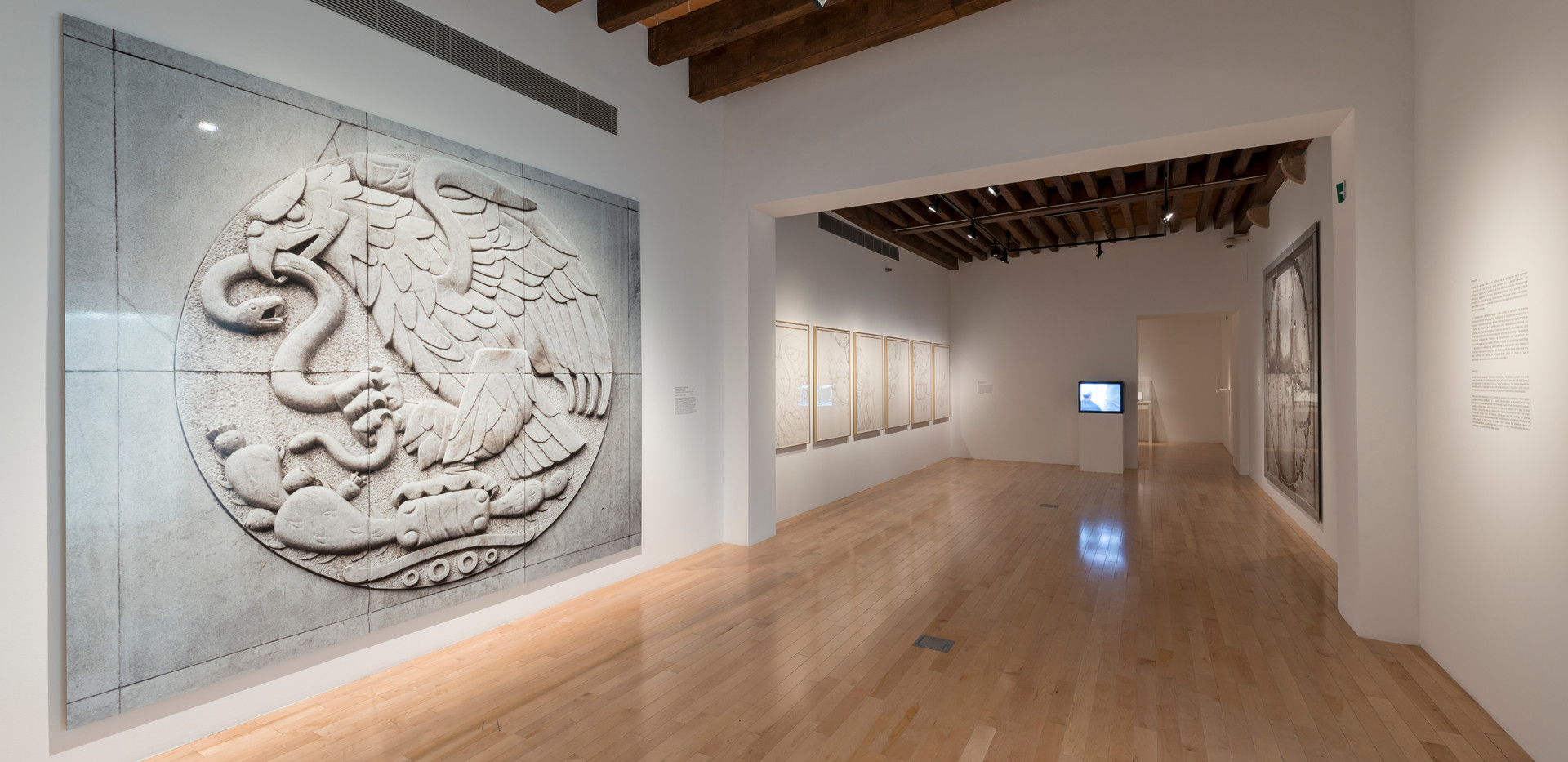 Tercerunquinto @ Museo Amparo, Puebla, Mx.