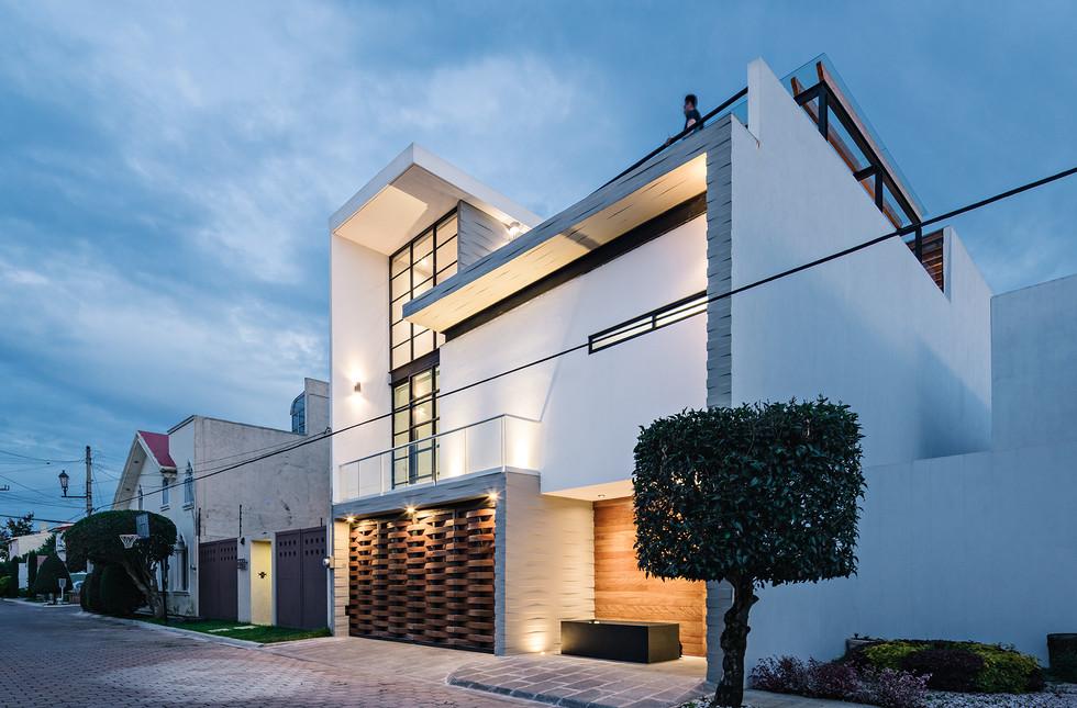 Casa JM / ARSSA Tulancingo, Hidalgo, Mx