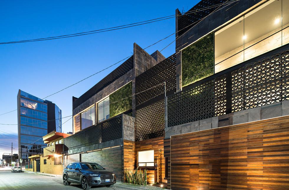 Treehouse / Rodolfo Ayala Puebla, Mx