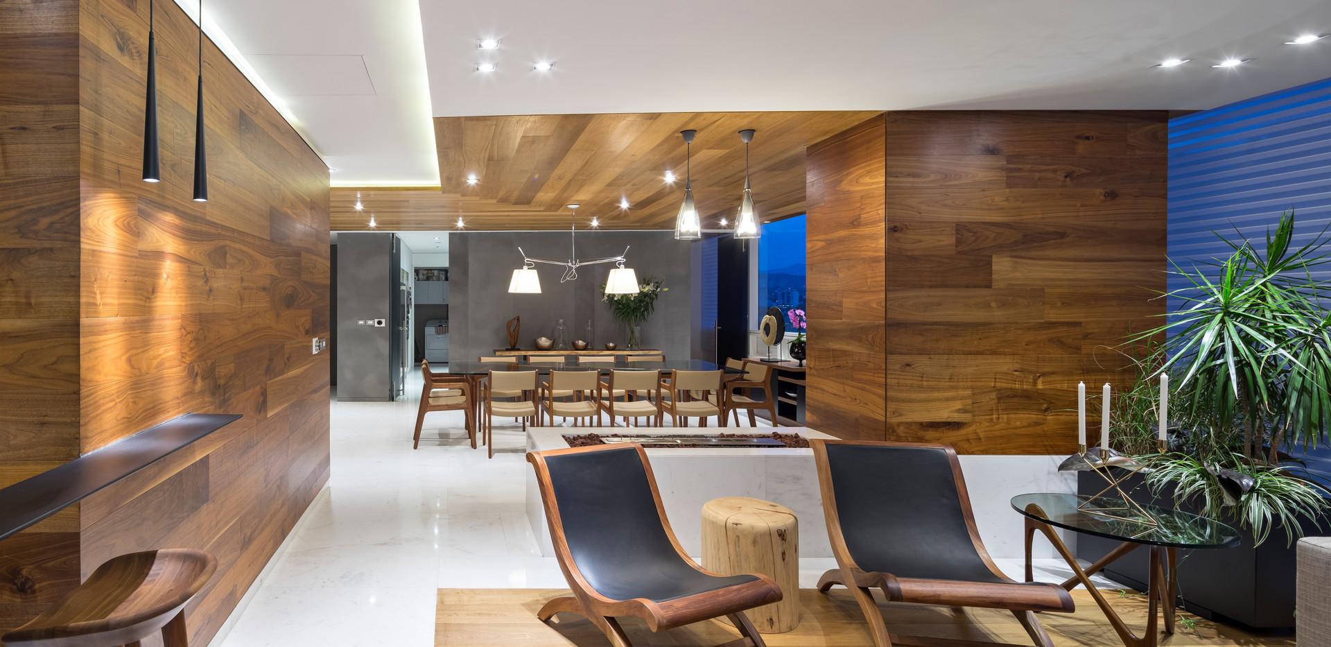 Vidalta Apartment / ASHO Mexico City, Mx