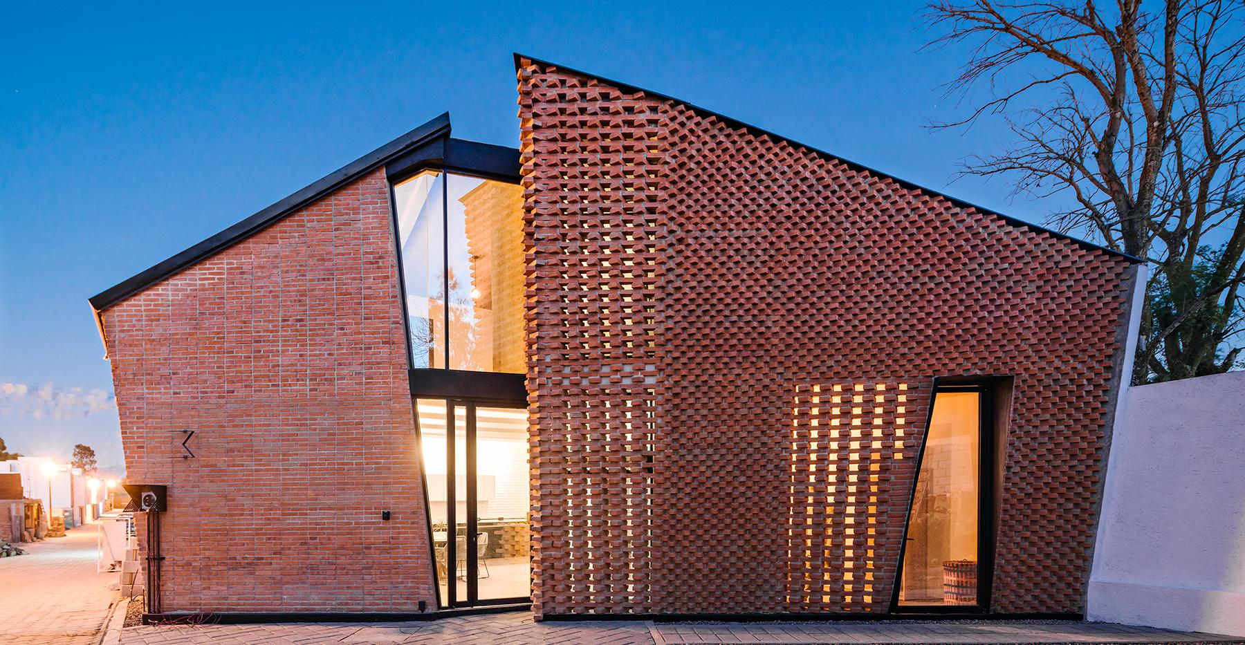 Saint Peter House / Proyecto Cafeína + Estudio Tecali Cholula, Mx