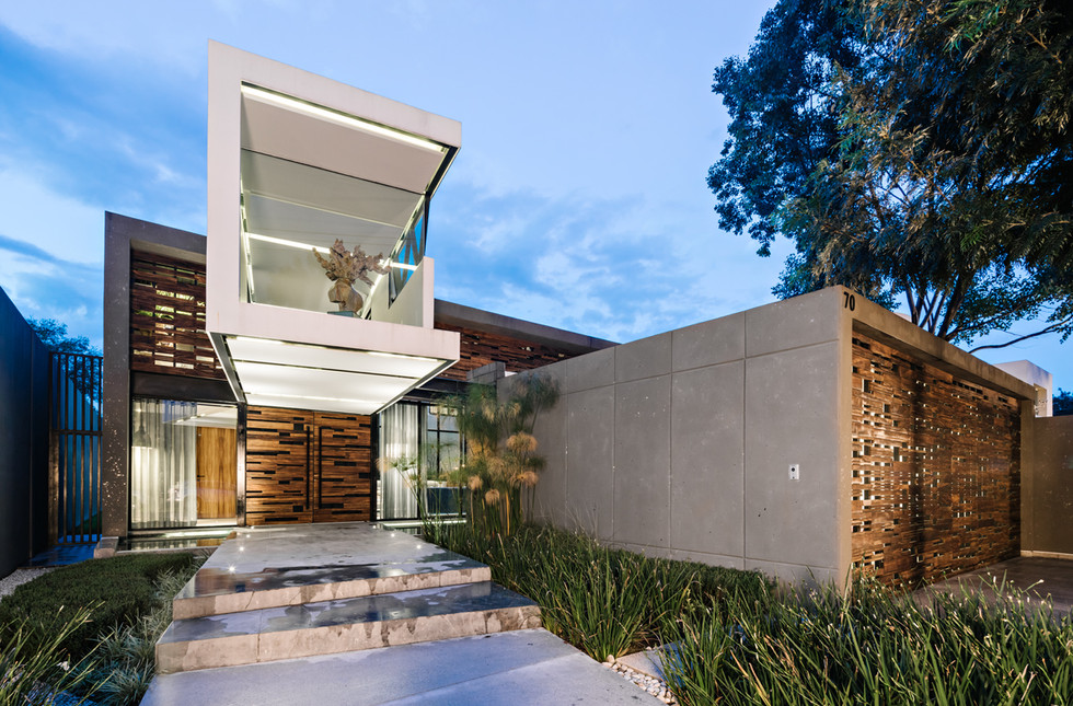 Casa Campestre / LINEA arquitectura Puebla, Mx