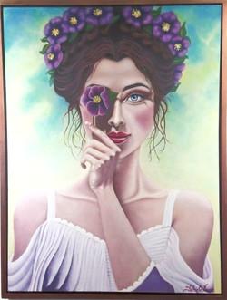 Blossom acrylic, G.Noanea