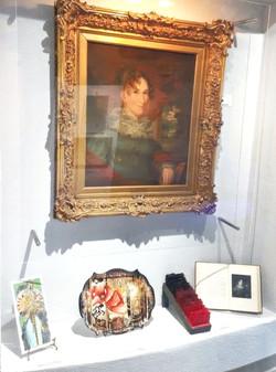 Grace Fletcher Webster oil on canvas 181