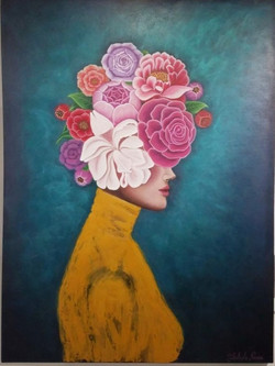 Anastasia acrylic, G.Noanea