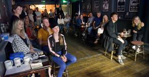 Retune #5 Sunday 12th August 2018: Dan Wilde + Lauren Scudder + Scarlet Thomas