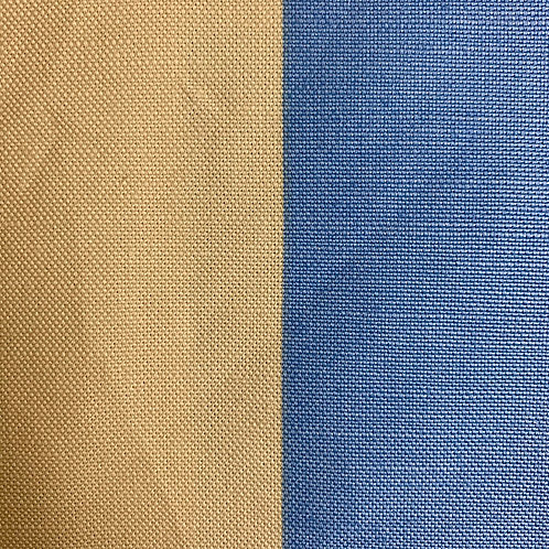 Blue Taupe Stripe