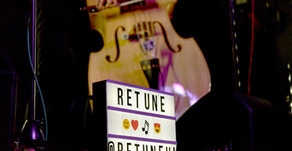 Retune #11 Sunday 14th April 2019: Alex Bayly + Tom Lee + Daniel Lumley + Josie Stephanie